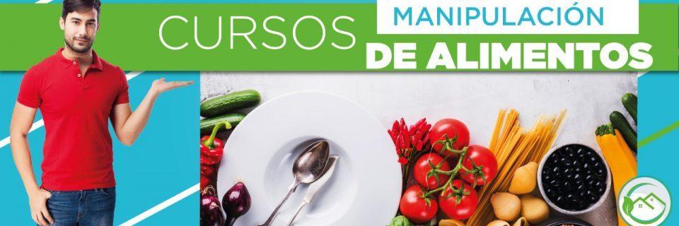 Cursos manipulación alimentos